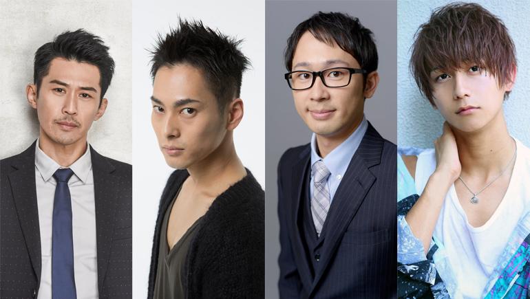ヨシムラケンイチ、小坂井タクミ、小貫剛、仲野温 映画出演のお知らせ