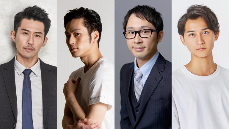 ヨシムラケンイチ、小坂井タクミ、小貫剛、仲野温 公開直前映画出演のお知らせ